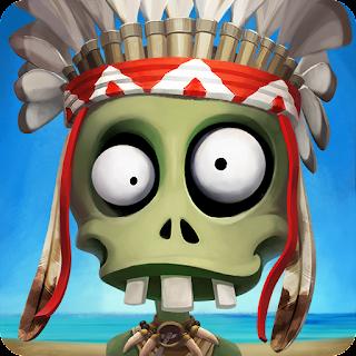 Zombie Castaways V2.13 (Mod Apk Money) Android