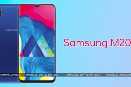 Cara Hard Reset dan Factory Reset Samsung Galaxy M10 dengan Mudah