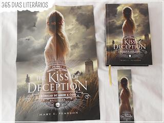 The Kiss of Deception, Mary E. Pearson, Darkside, Crônicas de Amor e Ódio, Darklove, 365 Dias Literários, Resenha, Fotos de Livros