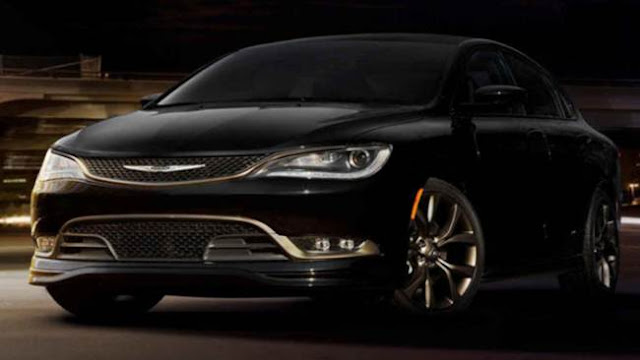 2018 Chrysler 200 Specs, Release Date, Price