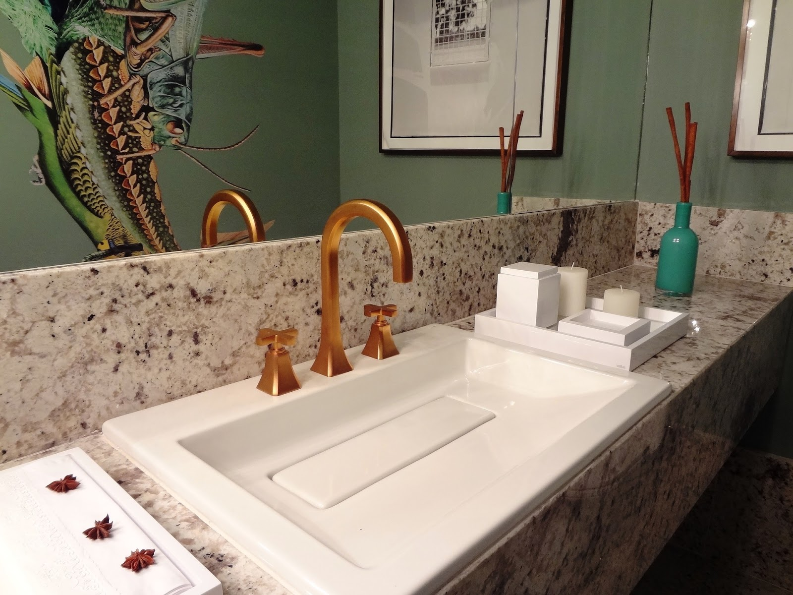Badezimmer farblich gestalten Farben zum Wachwerden oder Relaxen