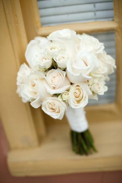 Pozytywne Inspiracje Ślubne Bukiet Z Białych R 243 ż