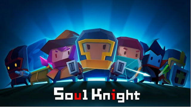 Soul Knight Mod Apk Terbaru Unlimited Money