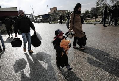 Egito reabre passagem de Rafah com Gaza