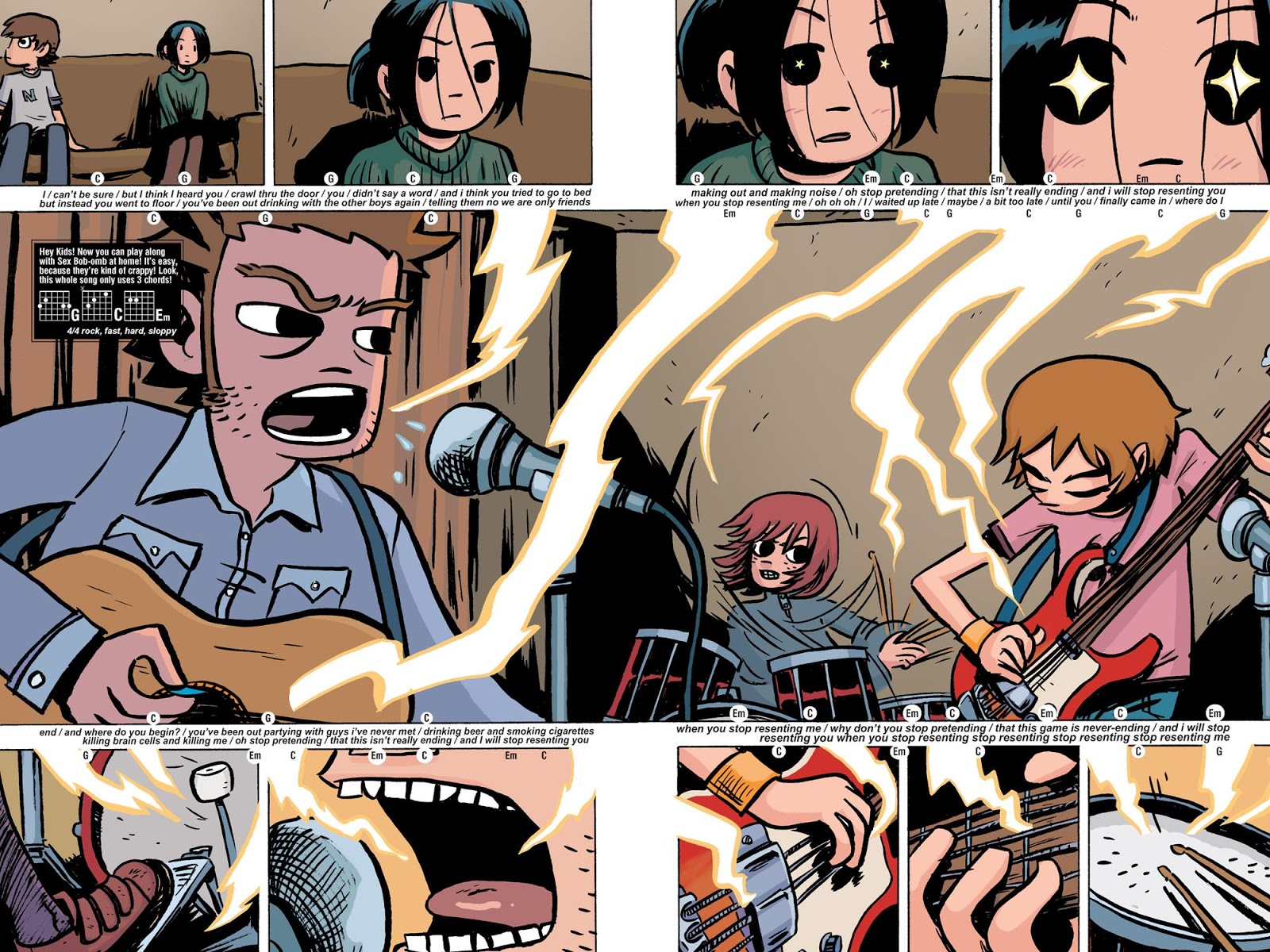 Scott Pilgrim Vol 1 Of 6 Scott Pilgrim S Precious Little Life