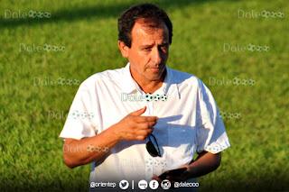 Mario Flores Director Deportivo de Oriente Petrolero - DaleOoo