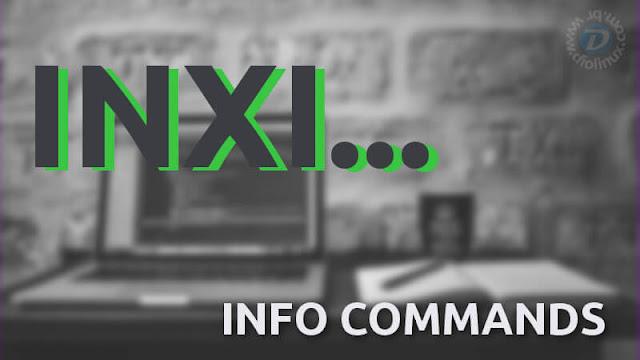 Inxi - Linux Comandos