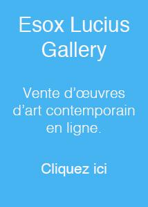 Esox Lucius Gallery- Vente d'œuvre d'art contemporain en ligne