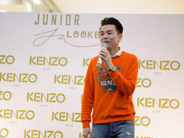 Kenzo Kids Bash By Junior Lookbook Pavilion KLChaim