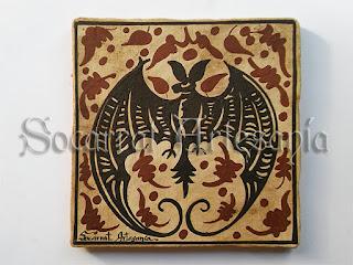 El murciélago, como motivo, tiene un vínculo con Valencia difícil de explicar...está en el escudo, forma parte de la leyenda de Jaume I...Soc-Art