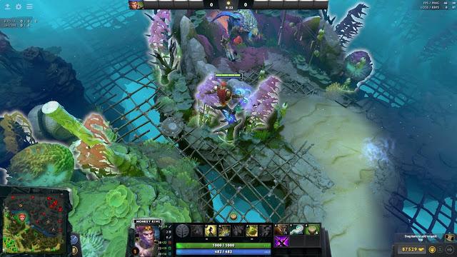 Reef's Edge Terrain 2