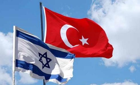 turki dan israel berkerjasama