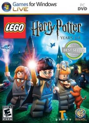 Lego Harry Potter Años 1-4 PC [Full] Español [MEGA]