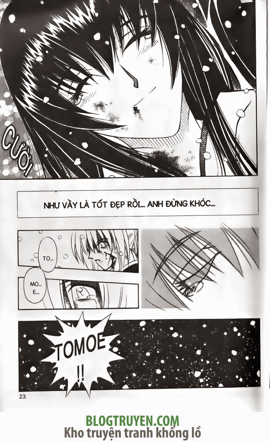 Rurouni Kenshin chap 178 trang 20