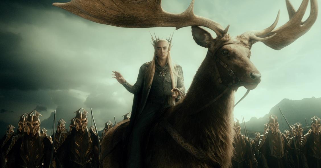 Thranduil, King of the Woodland Realm - Faeit 212: Warhammer 40k