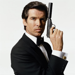 Pierce Brosnan-James Bond