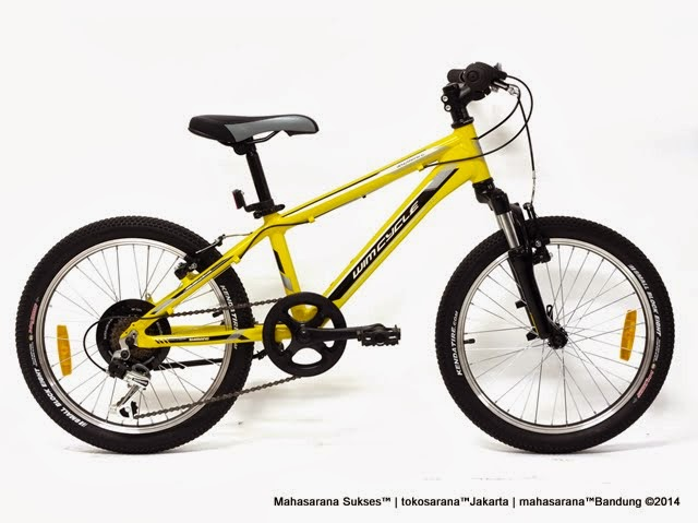 Sepeda Gunung Wimcycle Roadtech S 20 Inci