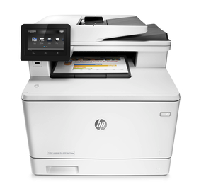 HP Color LaserJet Pro MFP M477fdw Driver Free Download