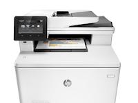 HP Color LaserJet Pro MFP M477fdw Driver Download