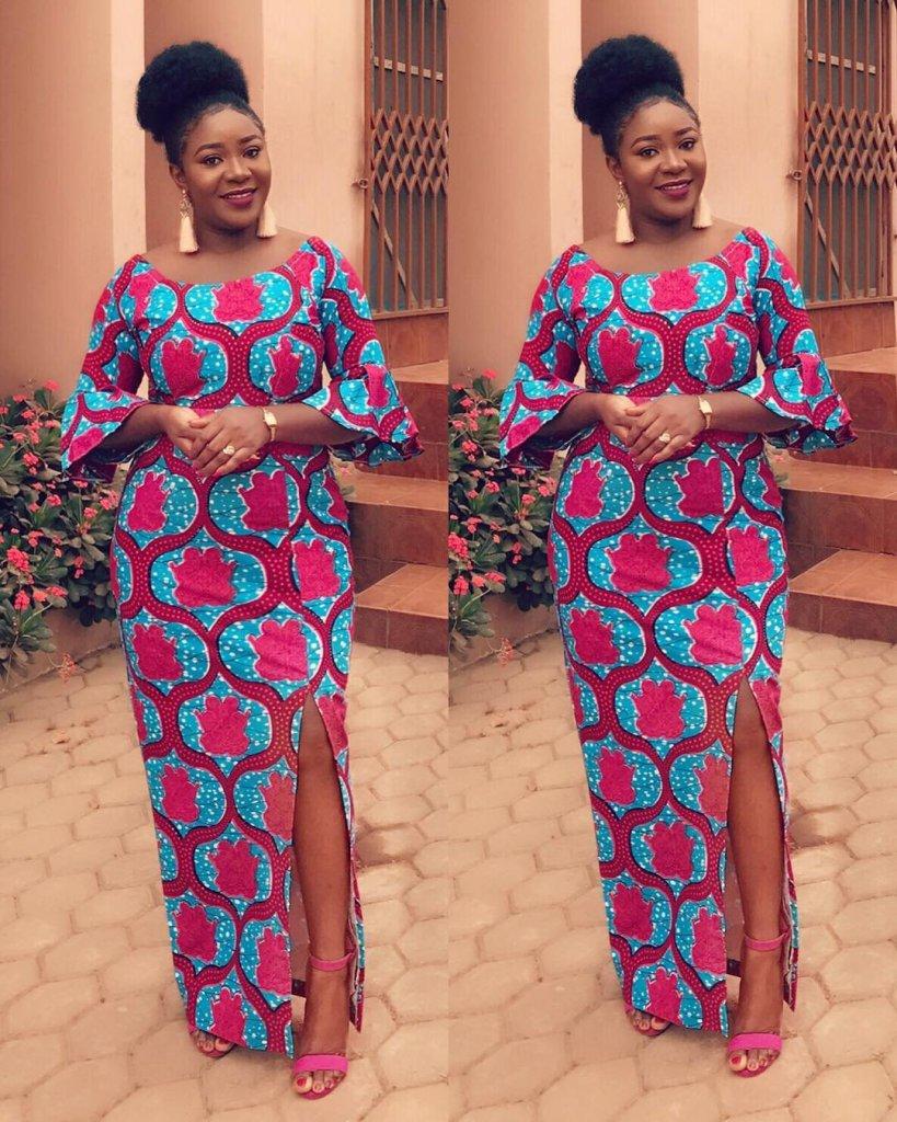 849ee0adf5c Creative And Super Stylish Ankara Style Gown For Pretty Divas ...