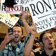 Ron Paul U.S.A.: Young Ron Paul Supporters Express Support For Gary Johnson, Say Romney, Obama The Same