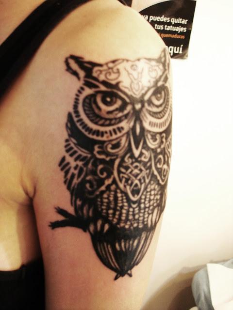 Toop Tattoo Buho Tattoo