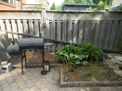 Toronto Playter Estates late summer garden clean up after by Paul Jung Gardening Services