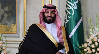 Saudi Arabia's Crown prince set for a two days visit to India