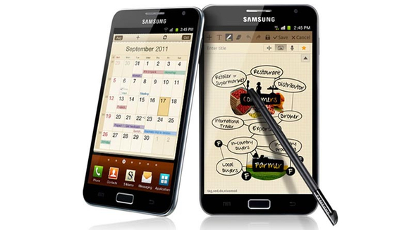 Jelly Bean 4.1.2  for the original Samsung Galaxy Note | Download and Flashing Instructions
