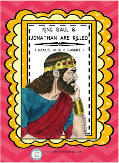http://www.biblefunforkids.com/2018/09/life-of-david-19-king-saul-and-jonathan.html