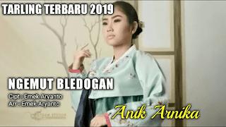 Lirik Lagu Ngemut Bledogan - Anik Arnika