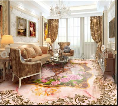 10 Desain Keramik Lantai  Terbaru Untuk Rumah Idaman  6