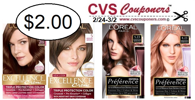 http://www.cvscouponers.com/2019/02/loreal-hair-color-cvs-deal.html