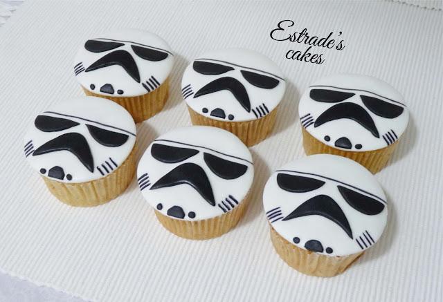 cupcakes de Star Wars 5