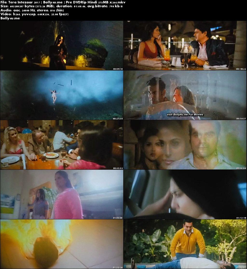 Tera Intezaar 2017 Pre DVDRip Full Hindi Movie Download HD