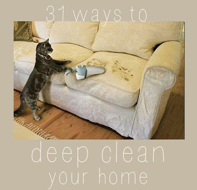 Several Ways to Deep Cleaning Your Home