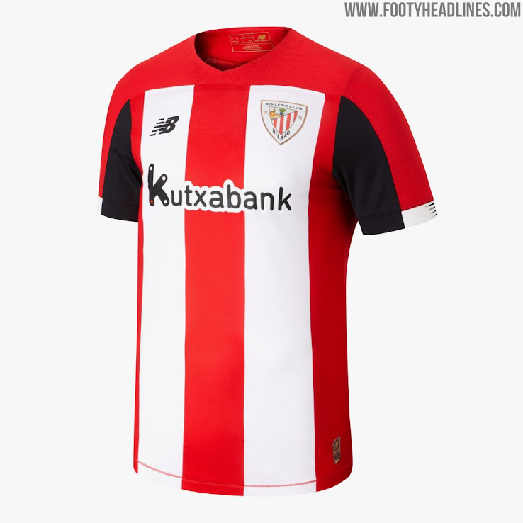 c73c6ae0 ... New Balance Athletic Bilbao 2019-2020 shirt. +1. 2 of 2. 1 of 2