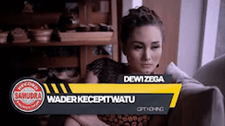 Lirik Lagu Wader Kecepit Watu - Dewi Zega