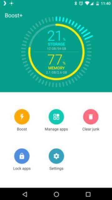 HTC kembangkan App Cleaner Boost+ untk meningkatkan kinerja dan daya tahan baterai
