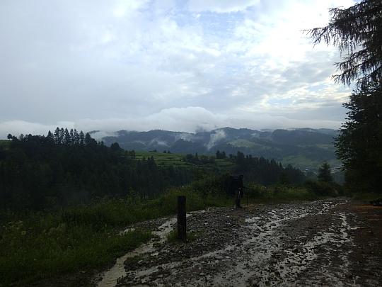 Krajobraz po burzy.
