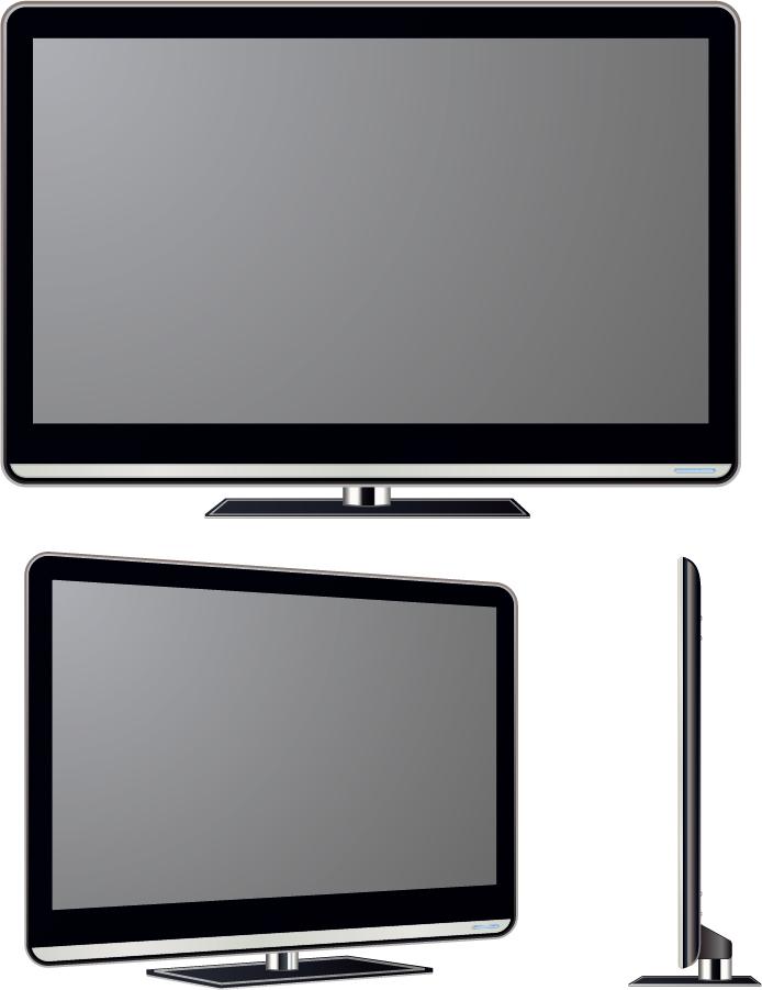 カレンダー カレンダー フレーム 無料 : TVモニター home theater tv vector ...