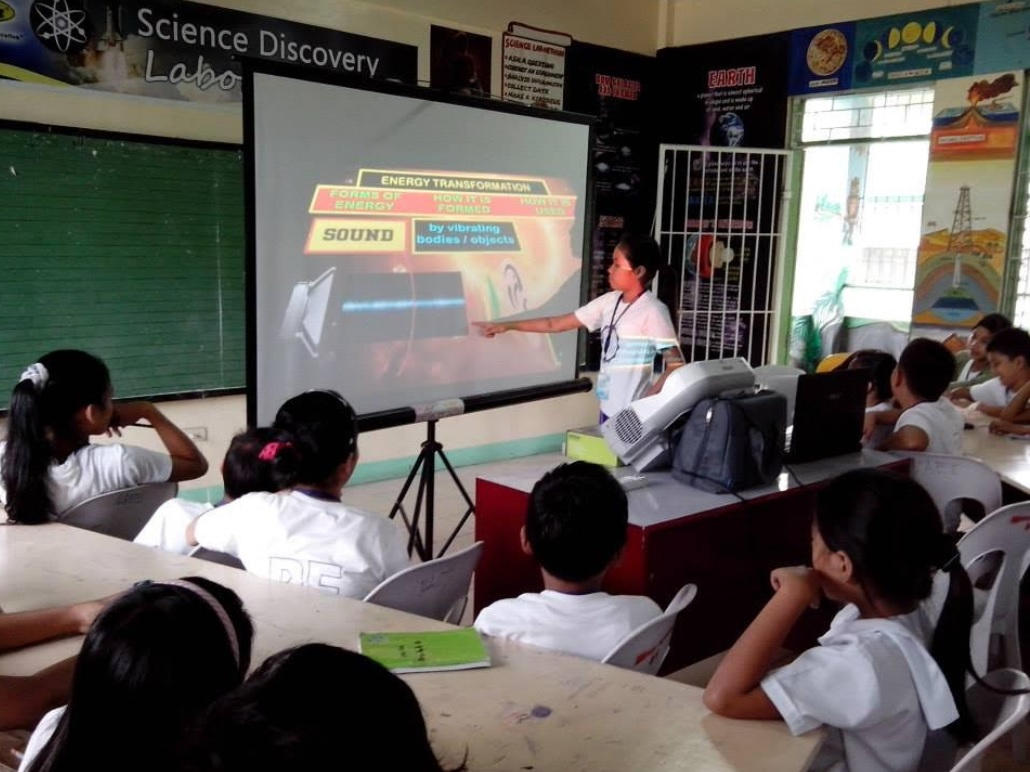 Epson Philippines Provides Printers and Projectors To Schools Through Its Gift of Brightness Program