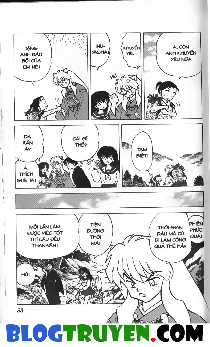 Inuyasha vol 19.5 trang 8