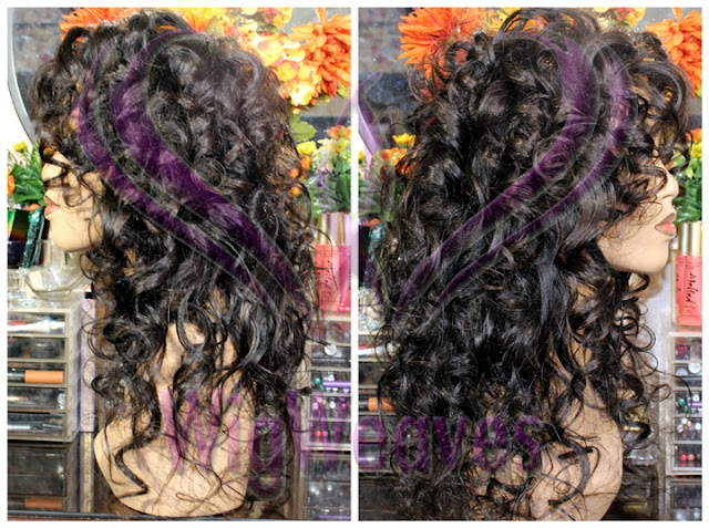 SalonLabs Virgin Remy Natural Wavy Indian Hair