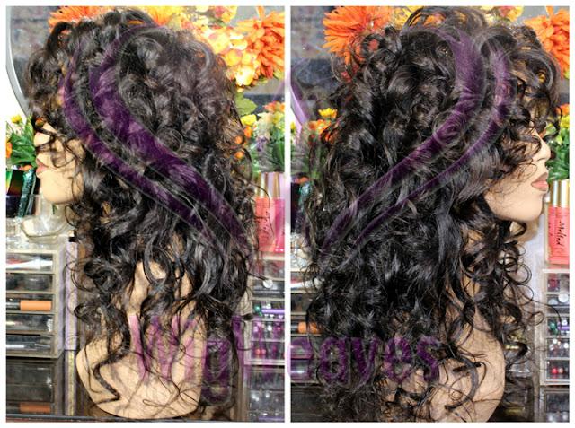 SalonLabs Virgin Remy Natural Wavy Indian Hair