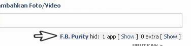 cara merubah font facebook menjadi tulisan keren