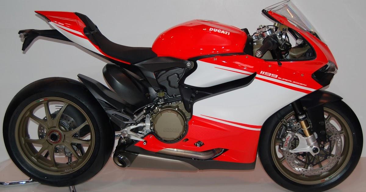 Daftar Harga Motor Ducati New/ Second Semua Tipe Terbaru