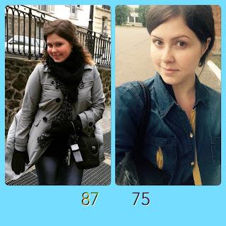 Вероня, Дніпро, скидула на редуксині 10 кг