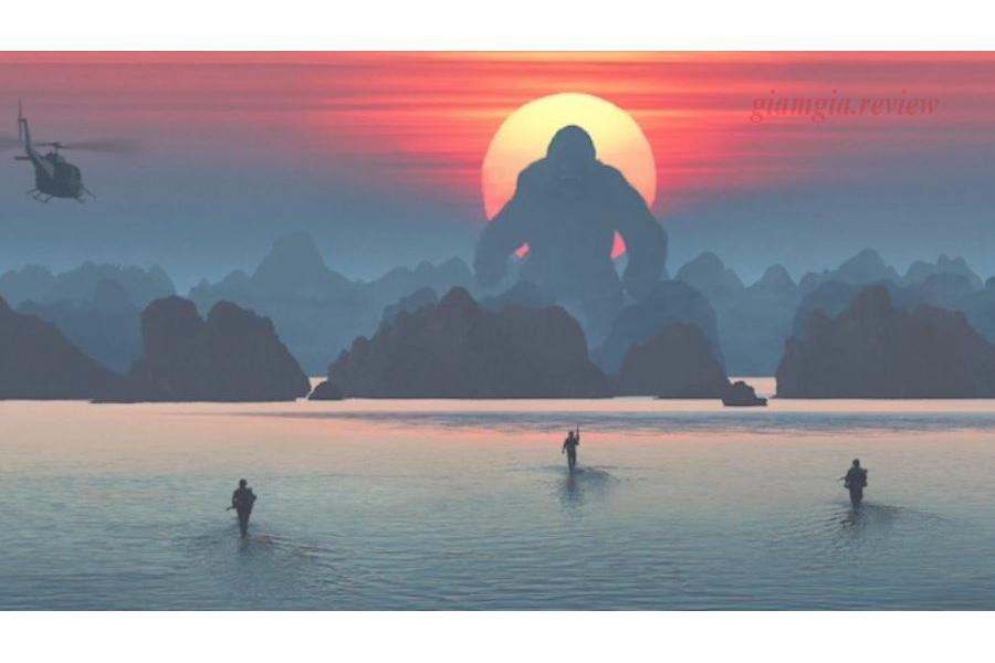 Đánh giá phim Kong: Skull Island chú khỉ đột võ công cao cường nhất Việt Nam