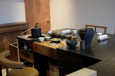 東京の日本茶専門店 櫻井焙茶研究所 お茶道具
